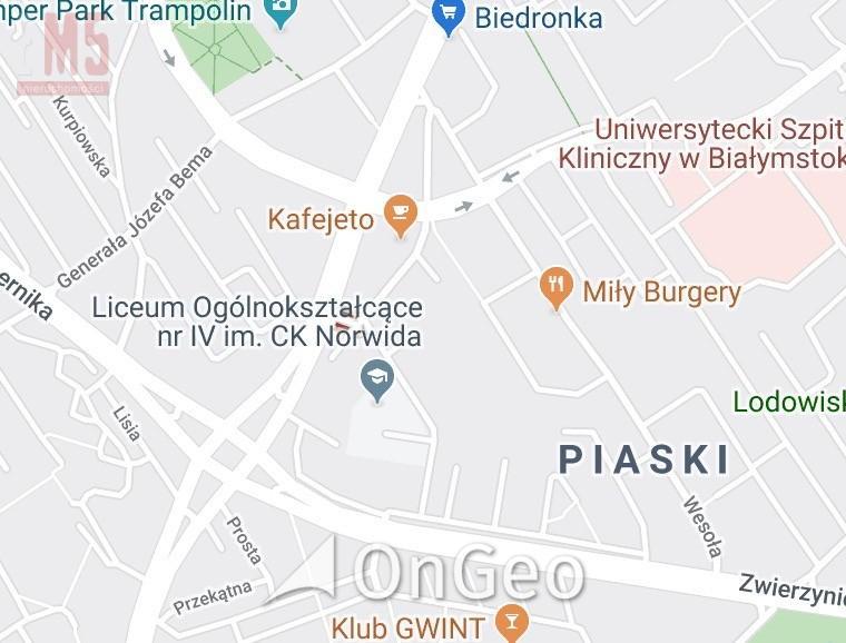 Sprzedam działkę gmina Białystok zdjęcie3
