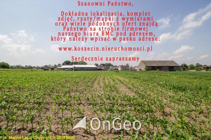 Sprzedam działkę gmina Wielowieś zdjęcie3