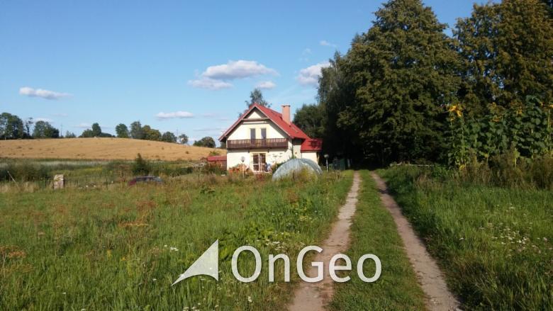 Sprzedam dom gmina Jeziorany zdjęcie10