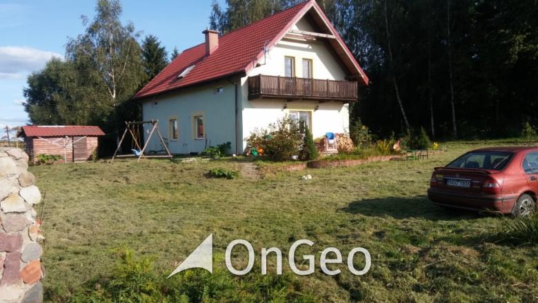 Sprzedam dom gmina Jeziorany zdjęcie8