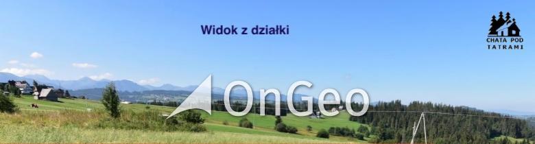 Sprzedam działkę gmina Poronin duże zdjęcie