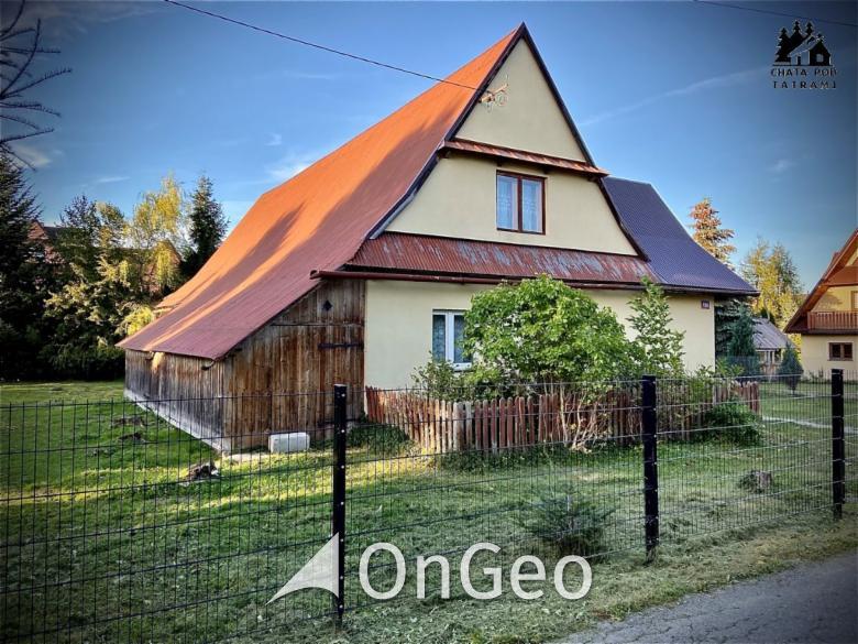 Sprzedam dom gmina Poronin duże zdjęcie
