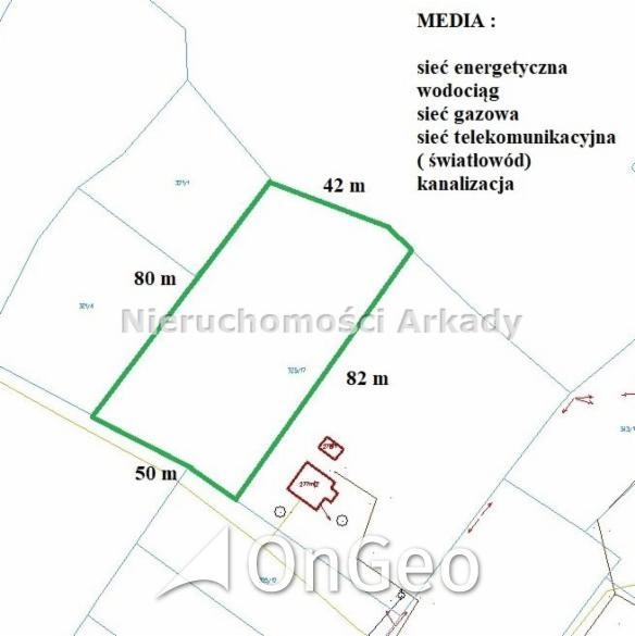 Sprzedam działkę gmina Zebrzydowice zdjęcie2