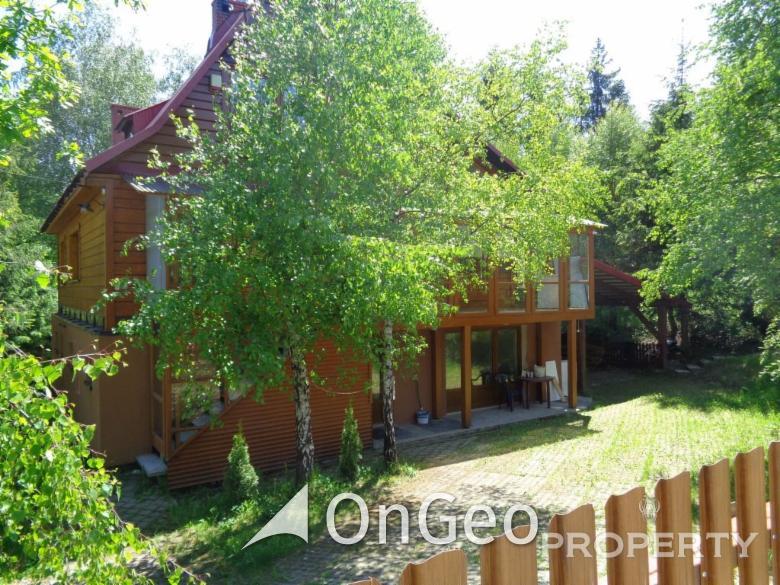 Sprzedam dom gmina Łabowa duże zdjęcie