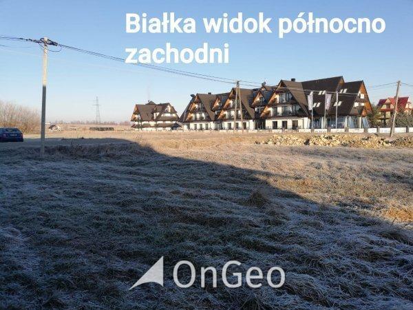 Sprzedam działkę gmina Bukowina Tatrzańska zdjęcie2