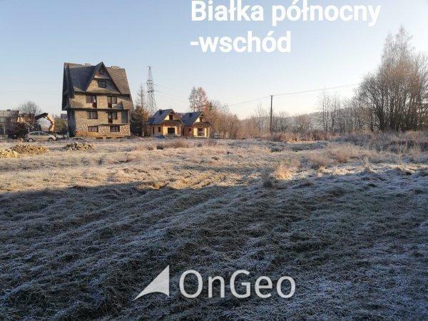 Sprzedam działkę gmina Bukowina Tatrzańska zdjęcie3