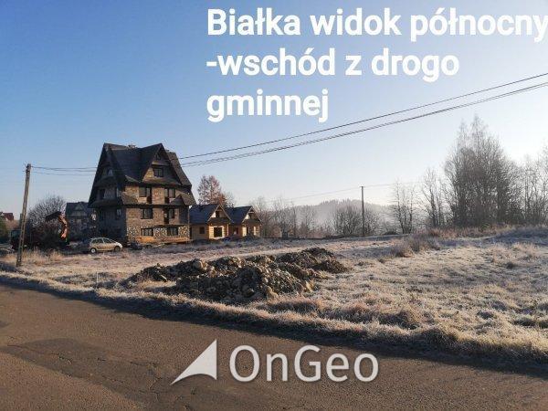 Sprzedam działkę gmina Bukowina Tatrzańska zdjęcie5