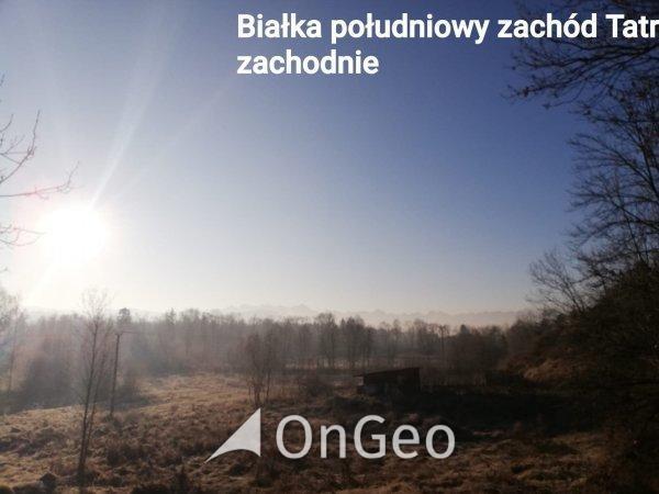 Sprzedam działkę gmina Bukowina Tatrzańska zdjęcie8