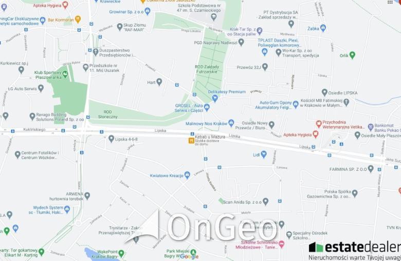 Sprzedam lokal gmina Kraków zdjęcie6