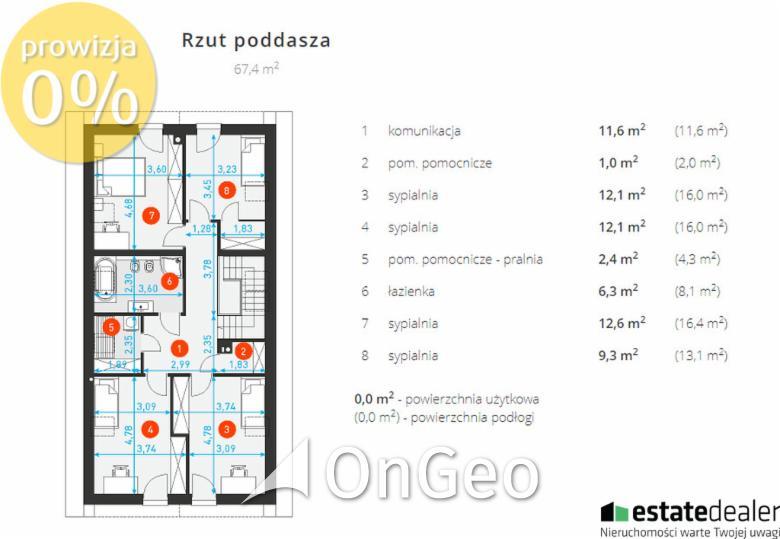 Sprzedam dom gmina Kocmyrzów-Luborzyca zdjęcie8