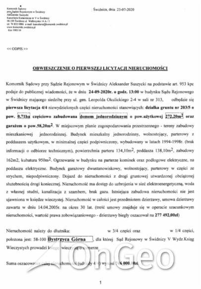 Sprzedam dom gmina Świdnica zdjęcie7