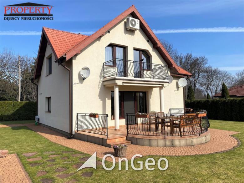 Sprzedam dom gmina Lutomiersk duże zdjęcie