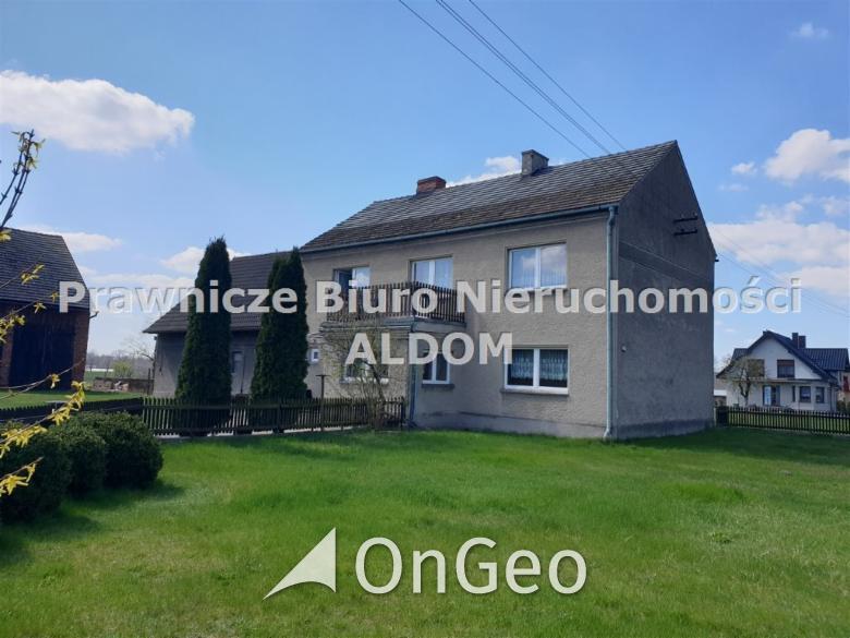Sprzedam dom gmina Dobrodzień duże zdjęcie