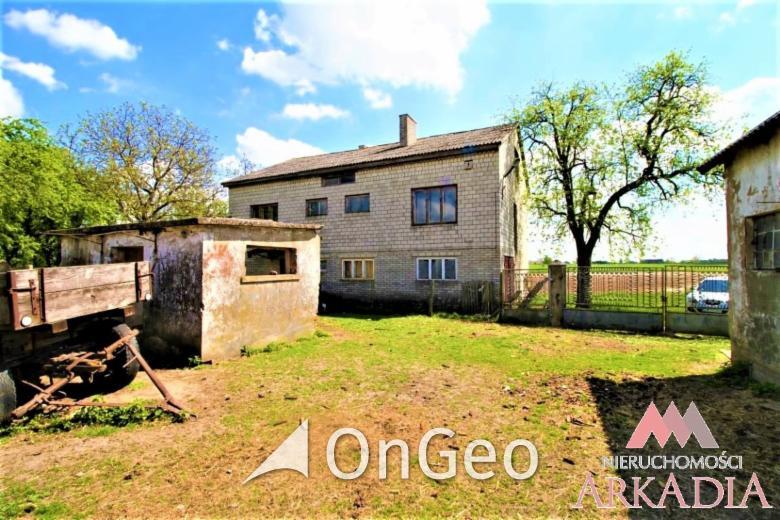 Sprzedam dom gmina Lubień Kujawski zdjęcie2