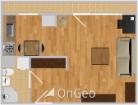 Nieruchomość Wigilijna 12, Rury, kawalerka, balkon, garaż, 0%