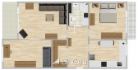 Nieruchomość Dobra 54, Śródmieście, 3 pokoje, garaż, 0%PROWIZJI